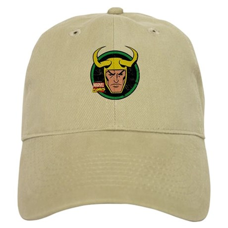 Loki Circle Cap