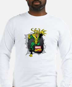Loki Ripped Long Sleeve T-Shirt