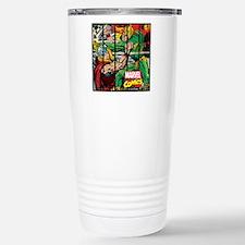Marvel Loki and Thor Stainless Steel Travel Mug