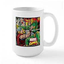 Marvel Loki and Thor Mug