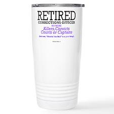 Cute Ballcap Travel Mug