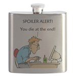 The Angriest Programmer Flask