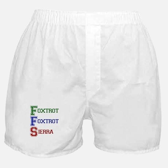 FOXTROT FOXTROT SIERRA Boxer Shorts