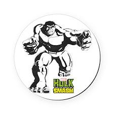 Hulk Shadow Cork Coaster
