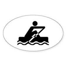 Rowing Decal