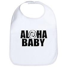 Aloha Baby Bib
