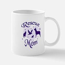 Rescue Mom Mugs