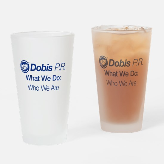 Dobis P.R. (Full) Drinking Glass