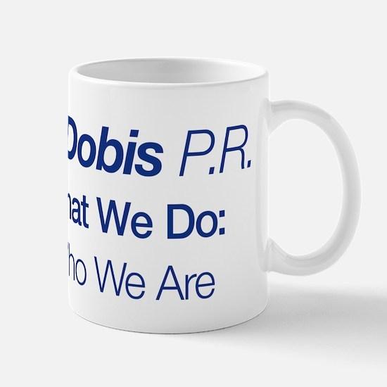 Dobis P.R. (Full) Mugs