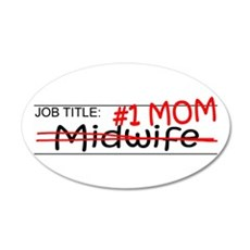 Job Mom Midwife Wall Decal