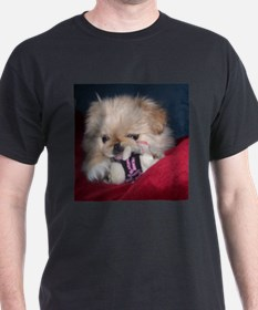 Dogs are just furry kids(: T-Shirt