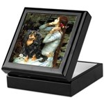 Ophelia & Cavalier (BT) Keepsake Box