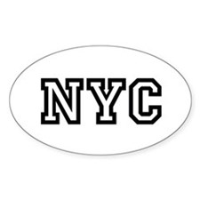 NYC Decal