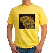 Iguana Lizard T-Shirt