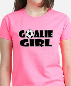 Goalie Girl - Soccer T-Shirt