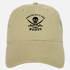 Pirates Do It 4 Booty Baseball Baseball Cap