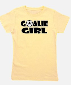 Goalie Girl - Soccer Girl's Tee