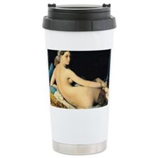 La Grande Odalisque Travel Mug