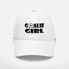 Goalie Girl - Soccer Baseball Baseball Baseball Cap