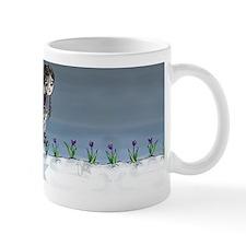 First Crocus Of Spring Mugs