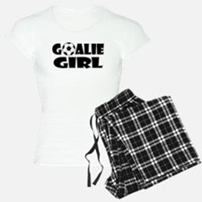Goalie Girl - Soccer Pajamas
