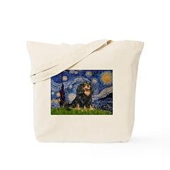 Starry Night Cavalier Tote Bag
