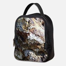 Petrified Wood Neoprene Lunch Bag