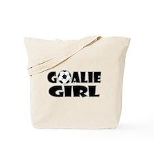 Goalie Girl - Soccer Tote Bag