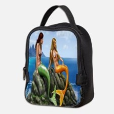 Beautiful Mermaids Neoprene Lunch Bag