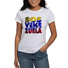 SOS Venezuela Tee