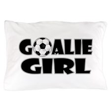 Goalie Girl - Soccer Pillow Case