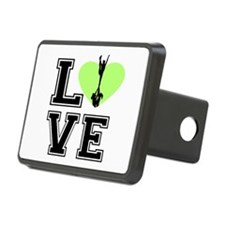 Love Cheerleading Hitch Cover