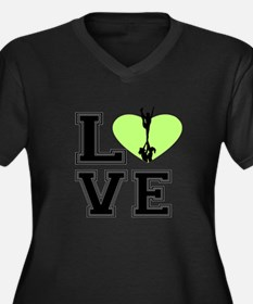 Love Cheerleading Plus Size T-Shirt