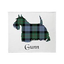 Terrier - Gunn Throw Blanket