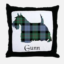Terrier - Gunn Throw Pillow