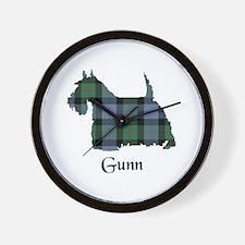 Terrier - Gunn Wall Clock
