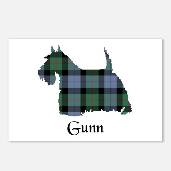 Terrier - Gunn Postcards (Package of 8)
