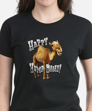 Hump Day Women's Dark T-Shirt