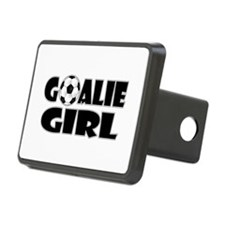 Goalie Girl - Soccer Hitch Cover