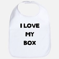 Box Love Bib
