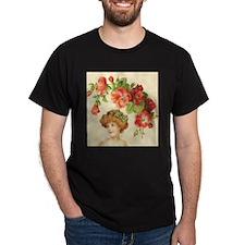 Romantic Edwardian Flapper T-Shirt
