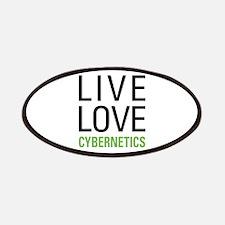 Live Love Cybernetics Patches