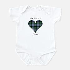 Heart - Gunn Infant Bodysuit