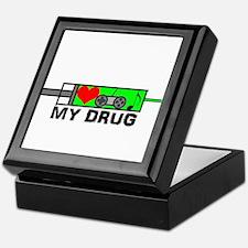 My Drug Keepsake Box