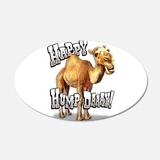 Happy Hump Day! Wall Decal