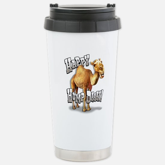 Happy Hump Day! Travel Mug