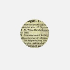 August 15th Mini Button (10 pack)