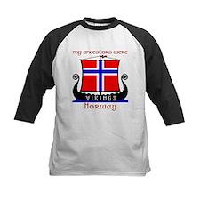 Norwegian Viking Ancestors Jersey Baseball Jersey