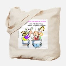 Young Miley C. Tote Bag