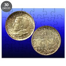 Cleveland Centennial Coin Puzzle